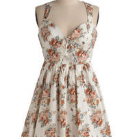 Love-Philter Dress | Mod Retro Vintage Printed Dresses | ModCloth.com