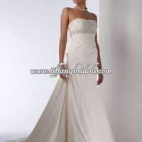 Cheap Alyce Wedding Dresses - Style 7123 - Only USD $387.00