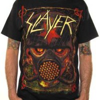 Slayer, T-Shirt, Masked Soldier