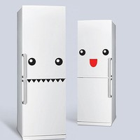 Fridge Monster Stickers. Curiosite