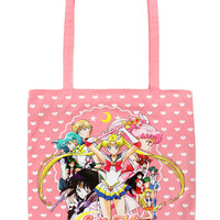 SAILOR SOLDIERS TOTE BAG
