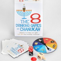 The 8 Drinking Games of Chanukah by Kheper Games Inc. - ShopKitson.com