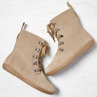 AEO LINED SUEDE BOOT