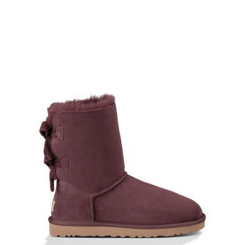 UGG® Official | Women's Bailey Bow Corduroy Boot |UGGAustralia.com