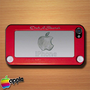 Etch a Sketch Custom iPhone 4 or 4S Case Cover