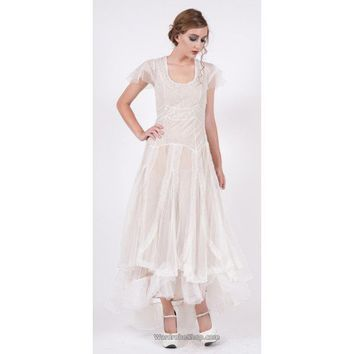 40159 Ivory Nataya Lady Of The Forest Dress
