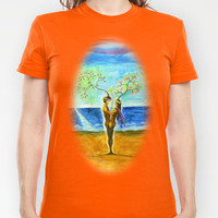 FOREVER - day T-shirt by Vargamari | Society6