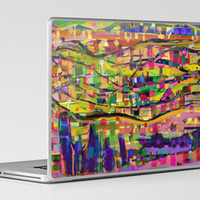 Happy Morning by murumuru Laptop & iPad Skin by Peter Foti | Society6