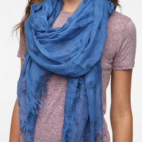 Cooperative Flocked Conversational Scarf