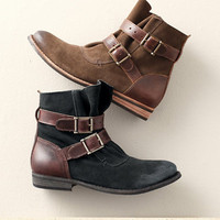 Matisse Hunter Short Buckled Boots
