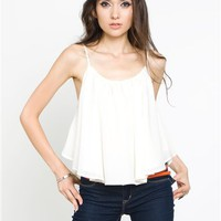 Lovers and Friends Stars Billowy Top- Lovers+Friends Tops- $89.99