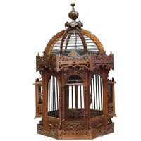 Decorative English Birdcage at 1stdibs