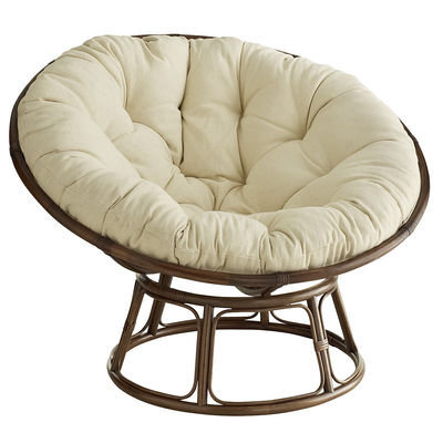Papasan chair frame brown from pier 1 imports for my new for Where to buy papasan chair