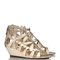 Tory Burch Emerson Metallic Sandal