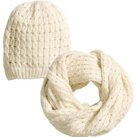 H&M - Hat and Tube Scarf