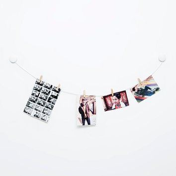 Photo Holder Clip Chain - Urban Outfitters