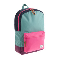 KIDS' HERSCHEL SUPPLY CO.® FOR CREWCUTS SETTLEMENT BACKPACK IN COLORBLOCK