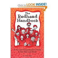 Amazon.com: REDHEAD HANDBOOK: A fun and comprehensive guide to red hair and more (9781587860119): Cort Cass: Books
