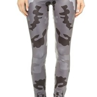 Phat Buddha War Horse Workout Leggings