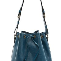 What Goes Around Comes Around Louis Vuitton Epi Noe Bucket Bag