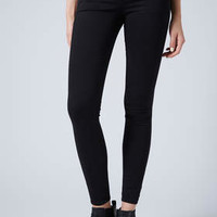 MOTO LOW RISE LEIGH JEANS