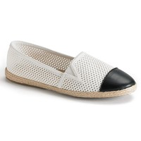 Candie's Women's Perforated Flats