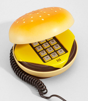 Juno Cheeseburger Phone