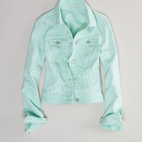 AE Colored Denim Jacket | American Eagle Outfitters