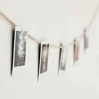 Three By Three Seattle Chained Up Magnet Photo Display - Urban Outfitters
