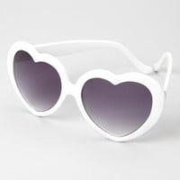 Sweetheart Sunglasses | Heart Shaped Sunglasses | fredflare.com