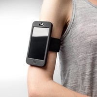Durable and Stylish Iphone 5/5s Armband and Running Belt Helps You Keep Your Belongings Secure While on the Move.