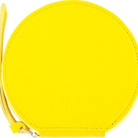 Yellow Calfskin Coin Pouch42188F064001