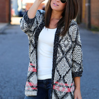 Date Day Cardigan