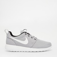 Nike | Nike Rosherun Grey Trainers at ASOS