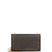 enabled: truelabel: MCM-Bejeweled & Studded Crossbody Wallet
