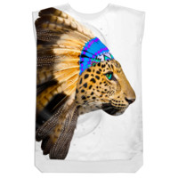 Fight For What You Love • Chief of Dreams: Amur Leopard v.2 Shift Dress created by soaringanchordesigns | Print All Over Me