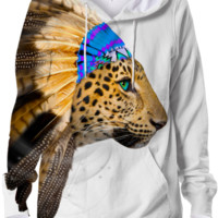 Fight For What You Love • Chief of Dreams: Amur Leopard v.2 Hoodie Sweatshirt created by soaringanchordesigns | Print All Over Me