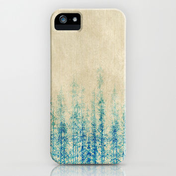 Winter Woods  iPhone & iPod Case by rskinner1122