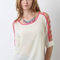 Snazzy Diva Top