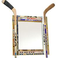 HOCKEY STICK MIRROR | Sports, Ice Hockey | UncommonGoods