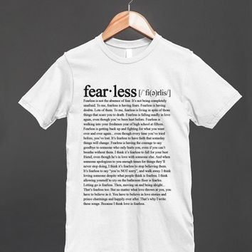 Fearless Definition