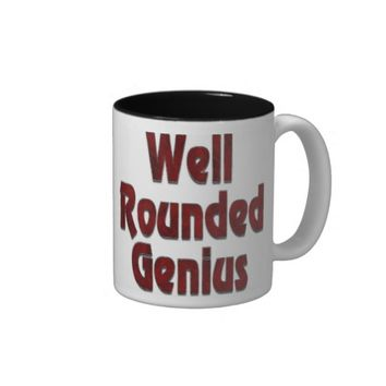 Well Rounded Genius Red