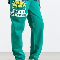 Mitchell & Ness Seattle Supersonics Sweatpant - Urban Outfitters