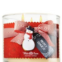 3-Wick Candle Merry Cookie