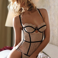 Cutout Lace Corset - Very Sexy - Victoria's Secret
