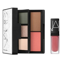 Women's NARS 'Laced with Edge - Laser Cut' Eye, Cheek & Lip Palette (Limited Edition) ($126 Value)