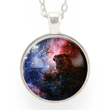Carina Nebula Necklace