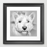 Mac Framed Art Print by  Alexia Miles photography