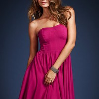 Strapless Dress - Victoria's Secret