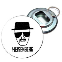 BOTTLE OPENER -  Breaking Bad Heisenberg Image